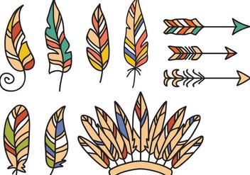 Free Native American Vectors - Kostenloses vector #394361