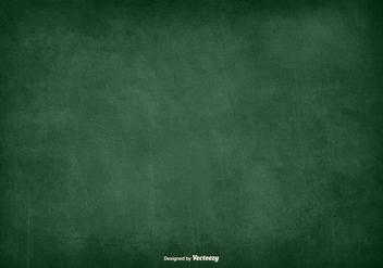Green Chalkboard Vector Texture - Kostenloses vector #396671