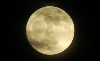 SUPERMOON - image gratuit #400091