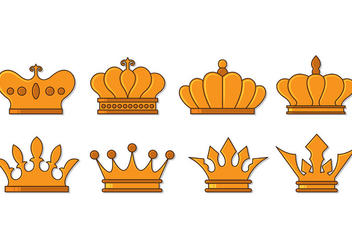 Luxury Crown Of Pageant - бесплатный vector #400611