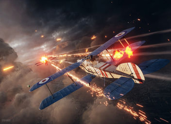 Battlefield 1 / Fire the Missiles! - Free image #401011