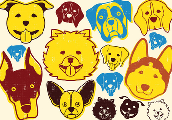 Dogs Icon - vector gratuit #401411