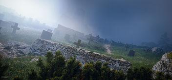 Battlefield 1 / Misty Graveyard - image #403461 gratis