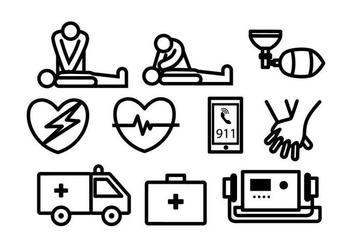 Free CPR Vector - Kostenloses vector #404041