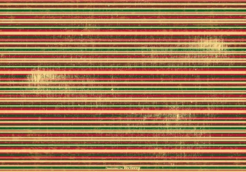 Grunge Christmas Stripes Background - Free vector #404171