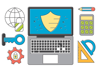 Free Security Icons - vector #404561 gratis