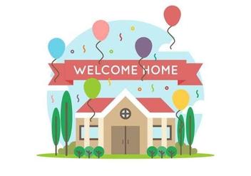 Free Home Vector - Kostenloses vector #407671
