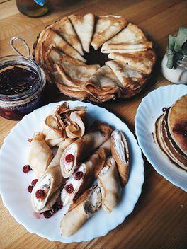 Pancakes - Kostenloses image #409201