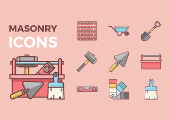 Free Masonry Vector - Free vector #410971