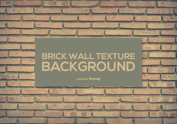 Stone Brick Wall Texture - vector gratuit #411191