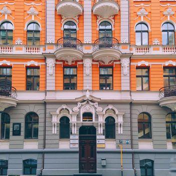 Riga's facades - Kostenloses image #411901