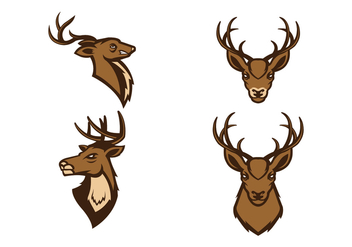 Free Deer Vector - Free vector #412061