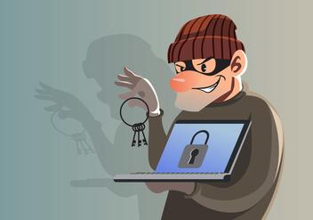 Data Theft - Kostenloses vector #412101