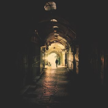 The Old City's streets,Jerusalem - image gratuit #412391