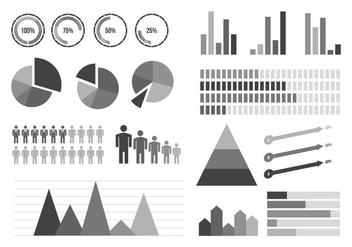 Free Infographic Elements Vector - Kostenloses vector #414771