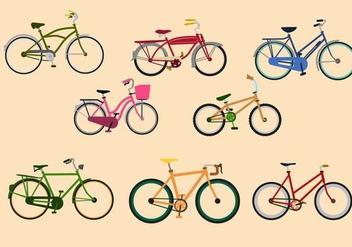Free Bicicleta Vector - Kostenloses vector #415611