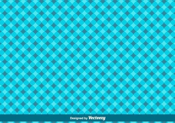 Blue Geometrical Vector Pattern - Kostenloses vector #416421