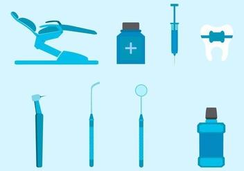 Free Dentista Vector - Kostenloses vector #416481