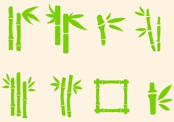 Free Bamboo Vector - Free vector #416591