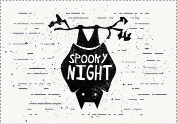Free Halloween Vector Illustration - Free vector #416711
