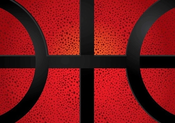 Basketball Texture Vector Useful - Free vector #416731
