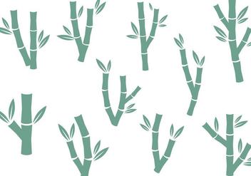 Free Bamboo 2 Vectors - Kostenloses vector #416931