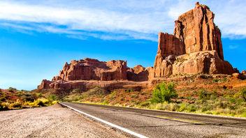 Arches Scenic Drive - бесплатный image #417371
