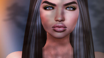Astrid Eyeshadow by Arte @ The Chapter Four - бесплатный image #417771