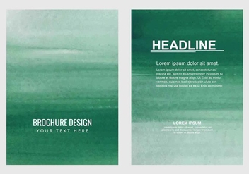 Free Vector Business Brochure - Free vector #418171