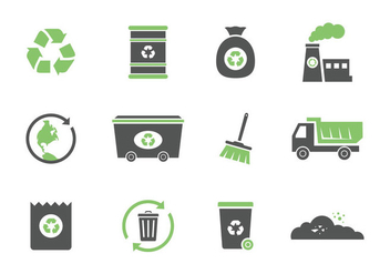 Free Landfill Vector - бесплатный vector #418701