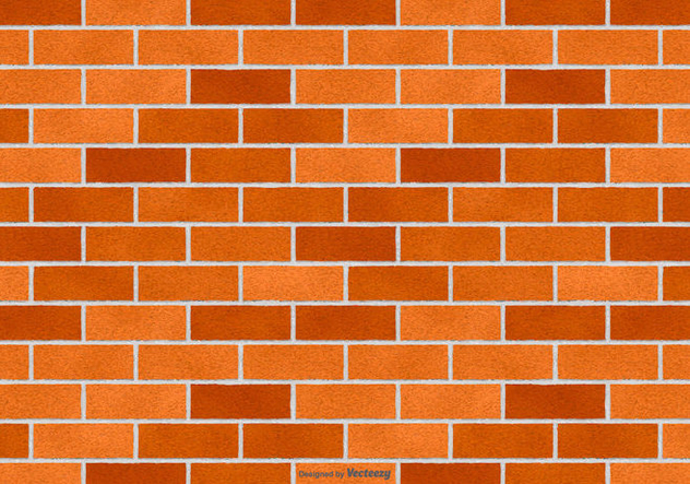 Vector Brick Texture Background - Free vector #419701