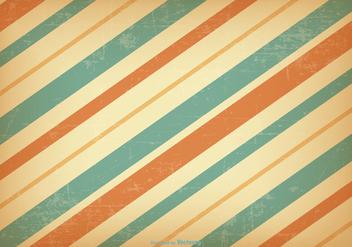 Old Grunge Stripes Background - vector #419711 gratis
