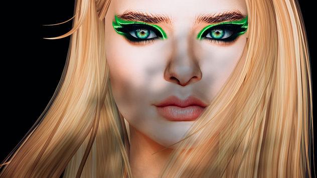Neon Shadow by SlackGirl @ TWE12VE - image gratuit #421171