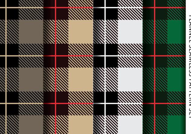 Casual Flannel - Kostenloses vector #421471