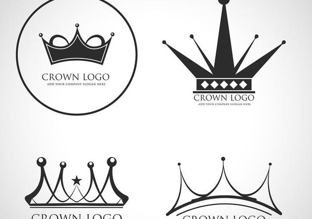 Crown logo vector - Kostenloses vector #421541