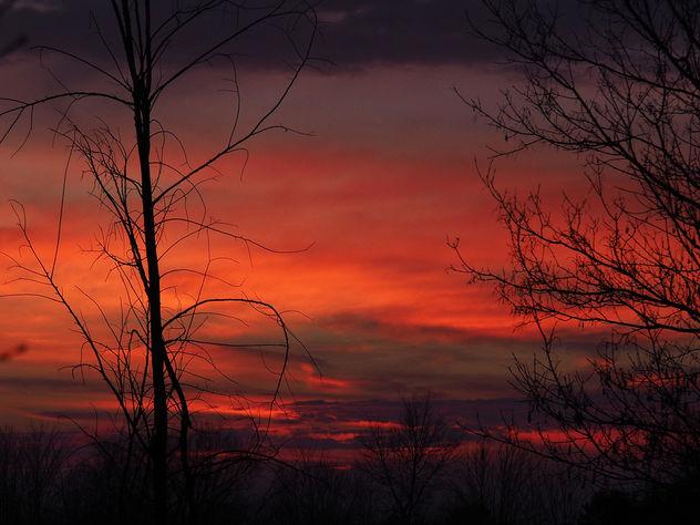 Quel beau ciel ce soir..... - image gratuit #422161