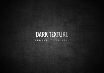 Free Vector Dark Texture Background - Kostenloses vector #422771