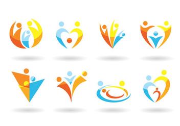 Familia Logo Vector - Free vector #423931