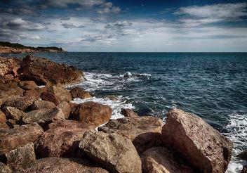 Entre las rocas - Free image #424811