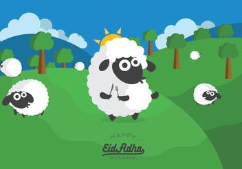 Vector Eid Al Adha - Free vector #424851