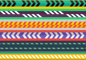 Free Colorful Caution Tape Vectors - Free vector #424951