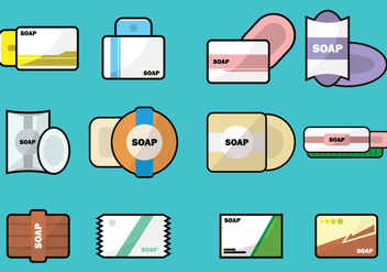 Soap Box Vector Mockups - Free vector #426381