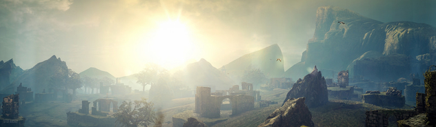 Middle Earth: Shadow of Mordor / A Sunny View of Life - Free image #426761