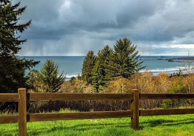 Indecisive weather - twenty minutes later - image #427531 gratis