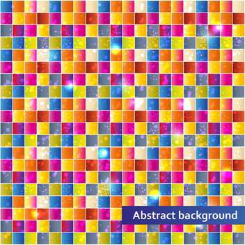 abstract vector colorful background - vector gratuit #128971