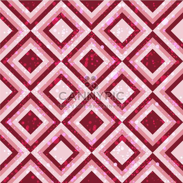 Abstract geometric background with rhombus - Free vector #130041
