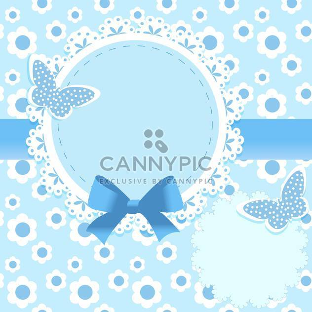happy birthday scrapbook background - Free vector #132491