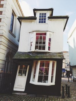 Unusual building in Windsor - бесплатный image #136391
