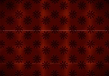 Maroon Flowers Background Vector - Kostenloses vector #138721