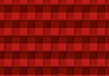 Maroon Square Background Vector - vector gratuit #138741